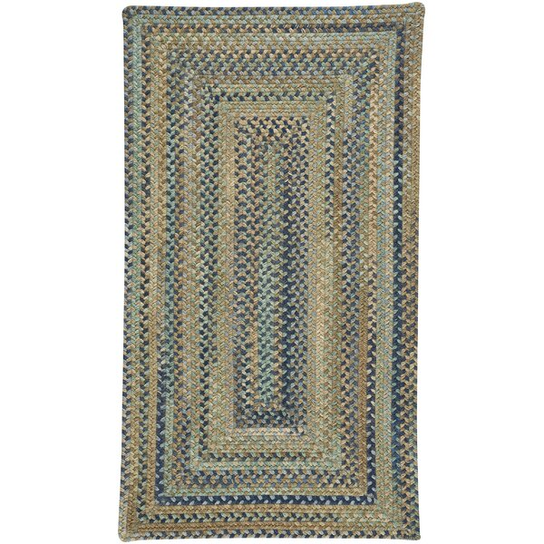 Myrtille Green Area Rug by August Grove