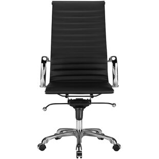 Ribbed Conference Chair