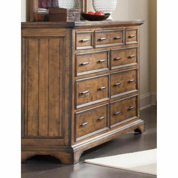 Trombley 9 Drawer Dresser by Canora Grey