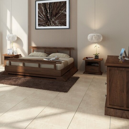 Cecere Platform Solid Wood 3 Piece Bedroom Set by Brayden Studio
