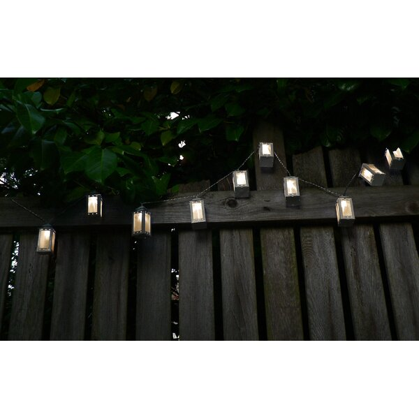 Mini Lantern 10 String Light by August Grove