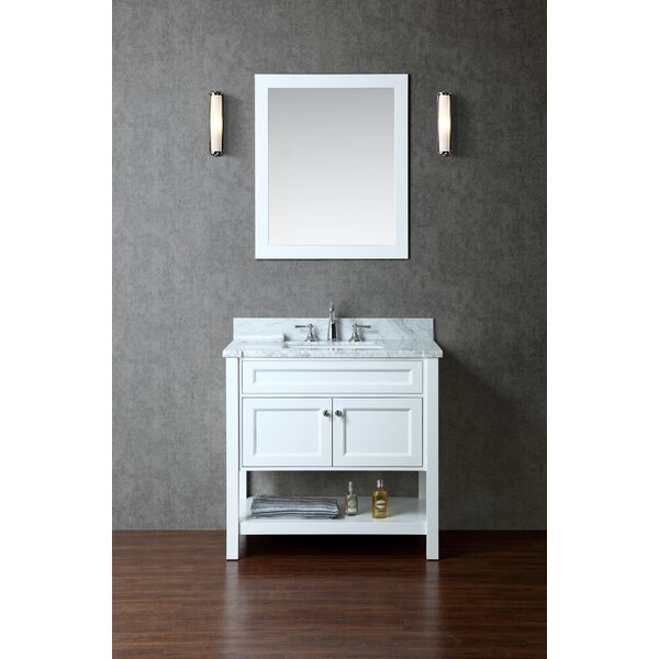 Givens 36 Single Bathroom Vanity Set by Alcott HillGivens 36 Single Bathroom Vanity Set by Alcott Hill