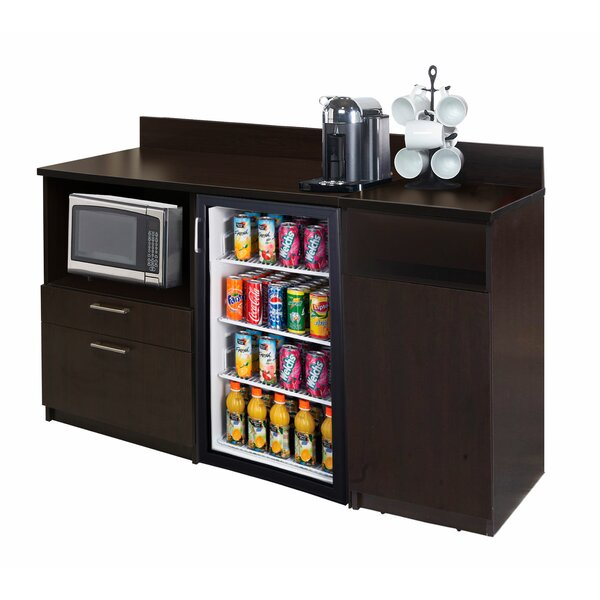 Coffee Kitchen Lunch Break Room 36 x 66 Base Cabinet by Breaktime