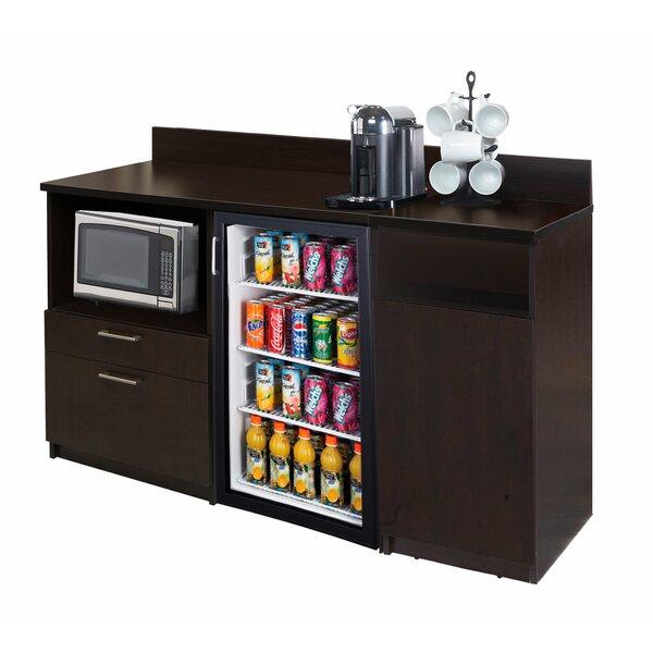 Coffee Kitchen Lunch Break Room 36 x 66 Base Cabin