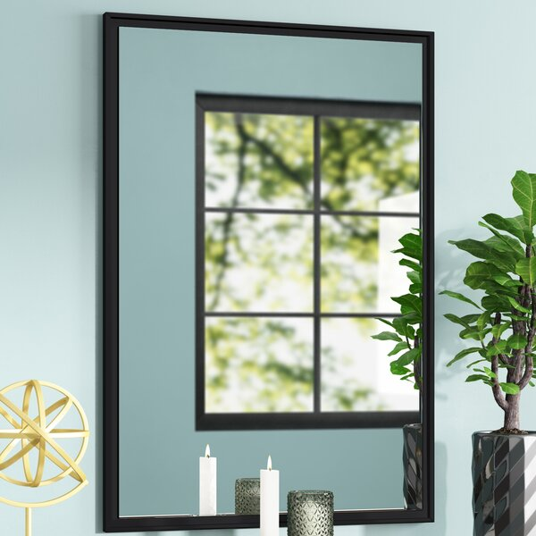 Marinella Float Bathroom/Vanity Mirror by Ebern Designs
