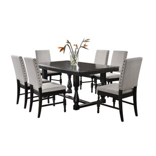 Comparison Duncansville Dining Table ByDarby Home Co