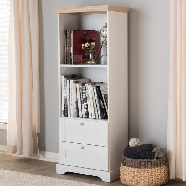 Johnstone Standard Bookcase by Red Barrel Studio