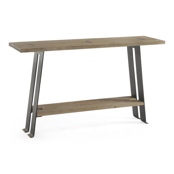 Lidiya Console Table by Union Rustic
