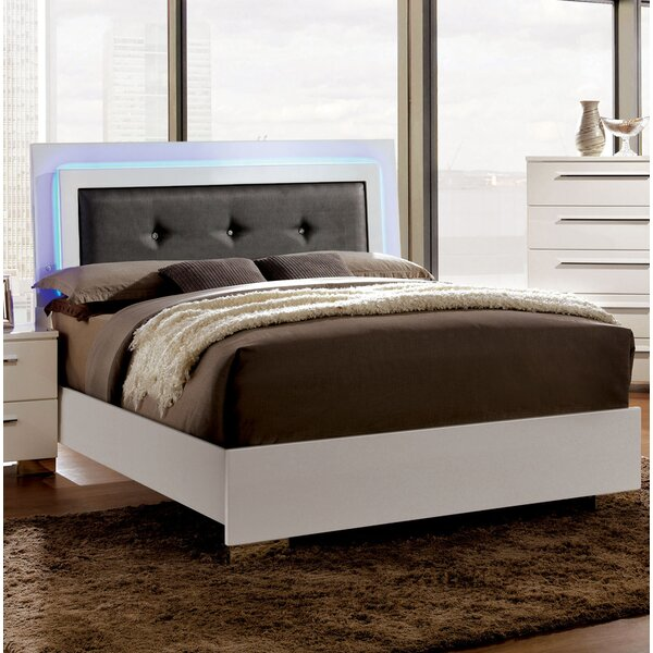 Mahlum Upholstered Platform Bed by Orren Ellis