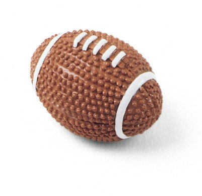 Whim-Z Football Novelty Knob by Laurey