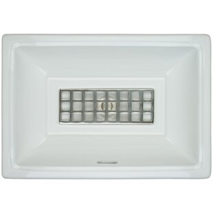 Shop For Porcelain Metal Rectangular Undermount Bathroom Sink with Overflow By Linkasink