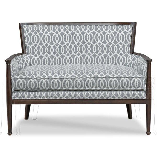 Pierce Settee by Fairfield Chair