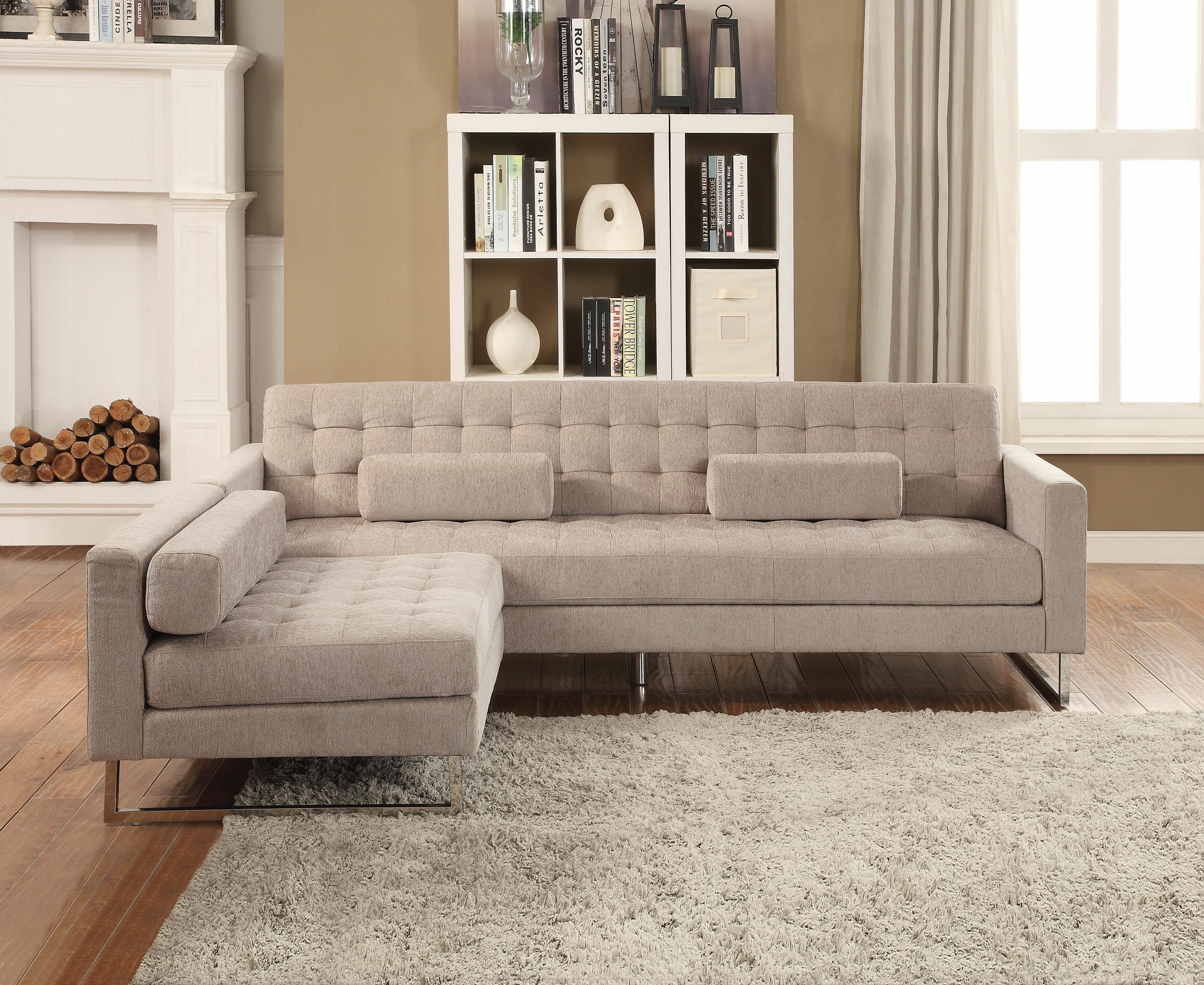 Westwick Onless Tufted Sofa