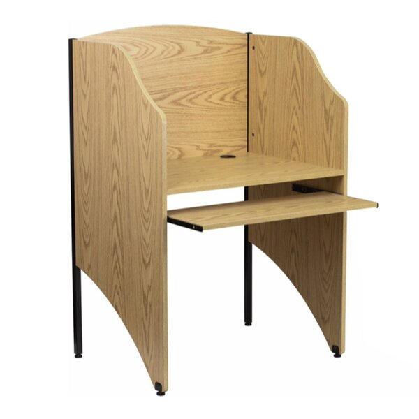 49.63'' Study Carrel by Offex
