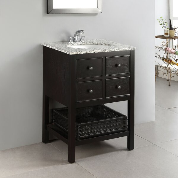 Burnaby 25 Single Bathroom Vanity Set by Simpli Home