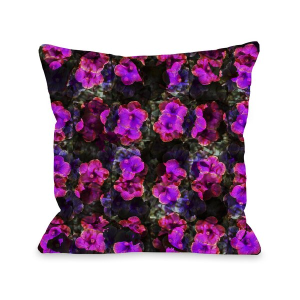 Agarwal Indoor / Outdoor Floral Throw Pillow