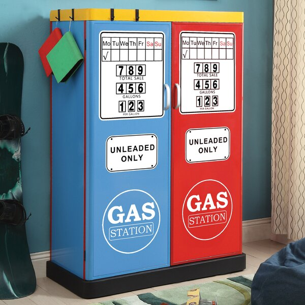 Alan Armoire by Zoomie Kids