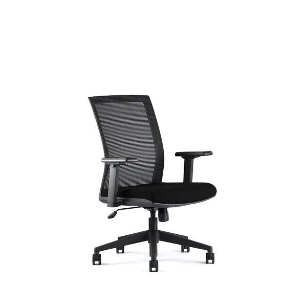 Deacon Mesh Back Ergonomic Office Chair by Symple Stuff
