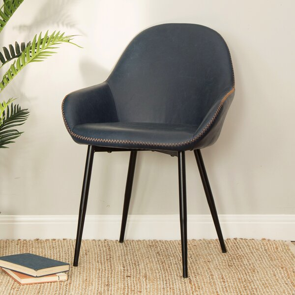 Zosia Mid Century Modern Upholstered Dining Chair (Set of 2) by Corrigan Studio