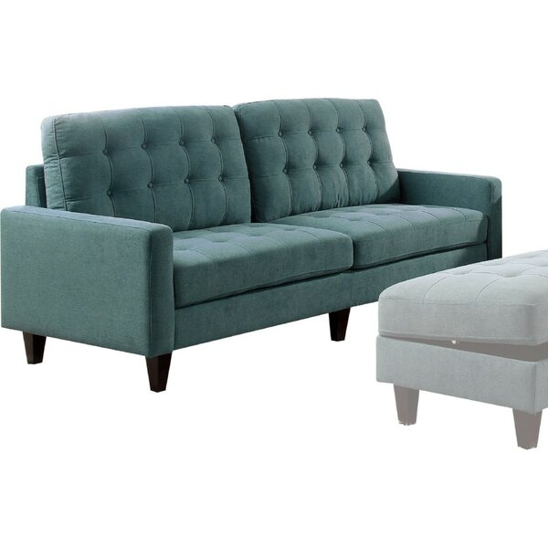 Mendiola Transitional Sofa by Red Barrel Studio