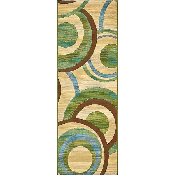 Skylar Beige Indoor/ Outdoor Area Rug by Latitude Run