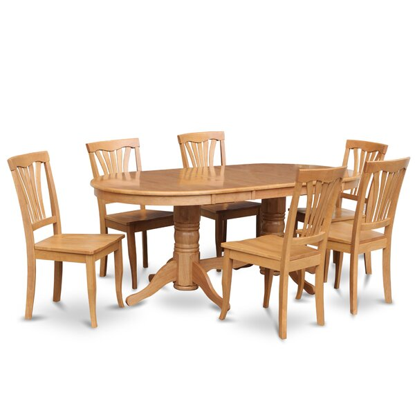 Rockdale 7 Piece Extendable Dining Set By Darby Home Co 2019 Sale