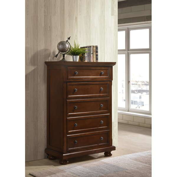 Lillianna 5 Drawer Chest By Darby Home Co
