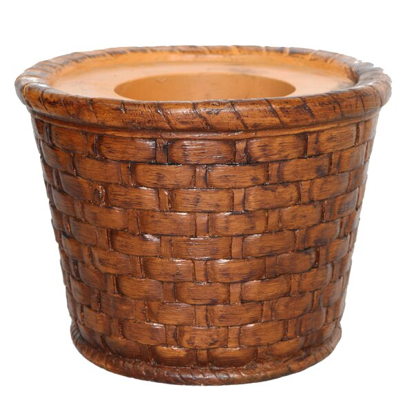 Fiberstone Pot Planter by Laura Ashley Home