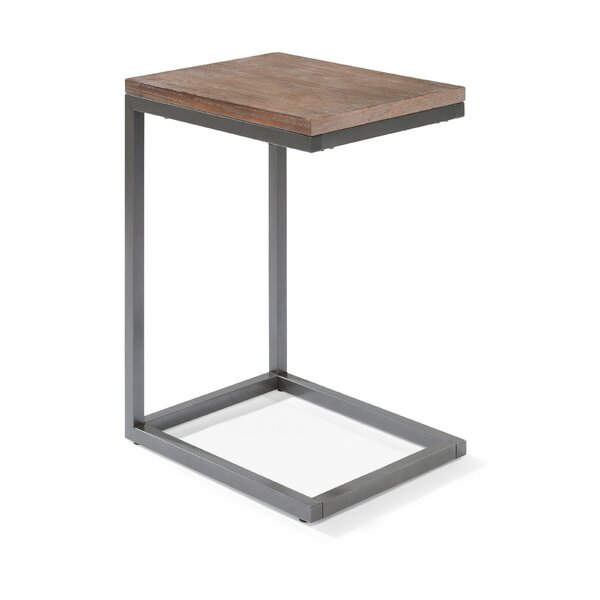 Eckles End Table by 17 Stories
