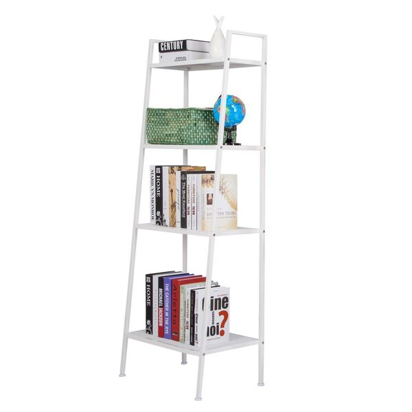 Icenhour Ladder Bookcase By Rebrilliant