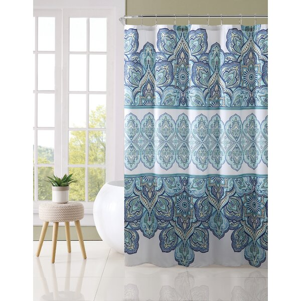 Marysville Shower Curtain by Bungalow Rose