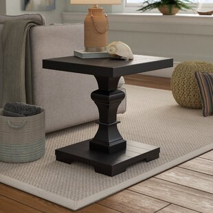 2017 Coupon Addilyn End Table Breakwater Bay