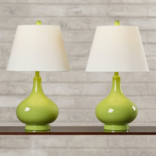 Heater 24 Table Lamp (Set of 2) by Brayden Studio