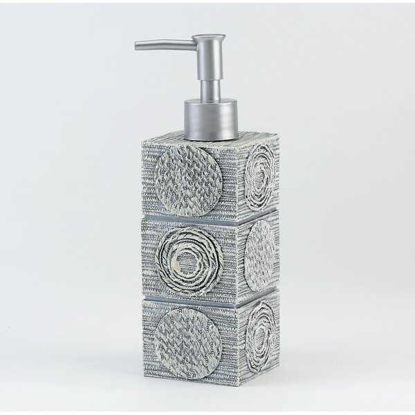 Galaxy Soap & Lotion Dispenser by Avanti Linens