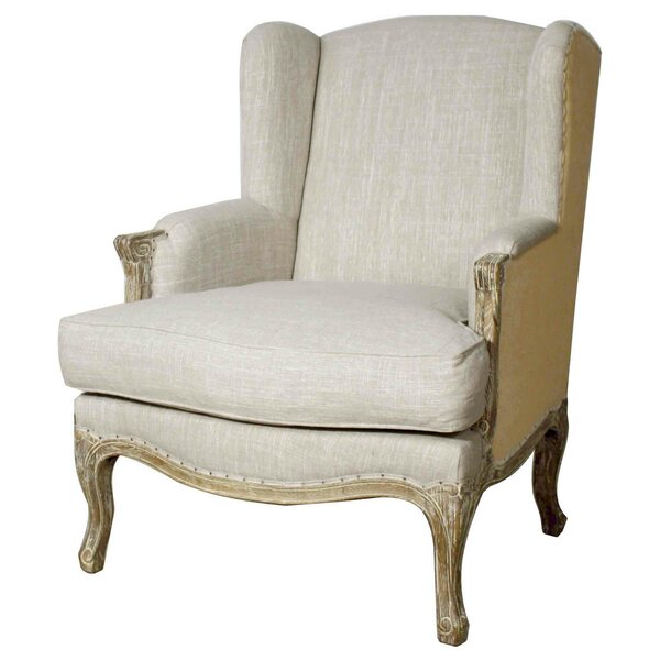 Rotan Wingback Chair by Greyleigh
