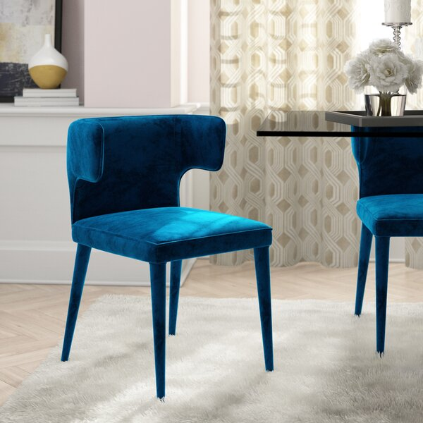Anderson Upholstered Dining Chair by Modern Rustic Interiors