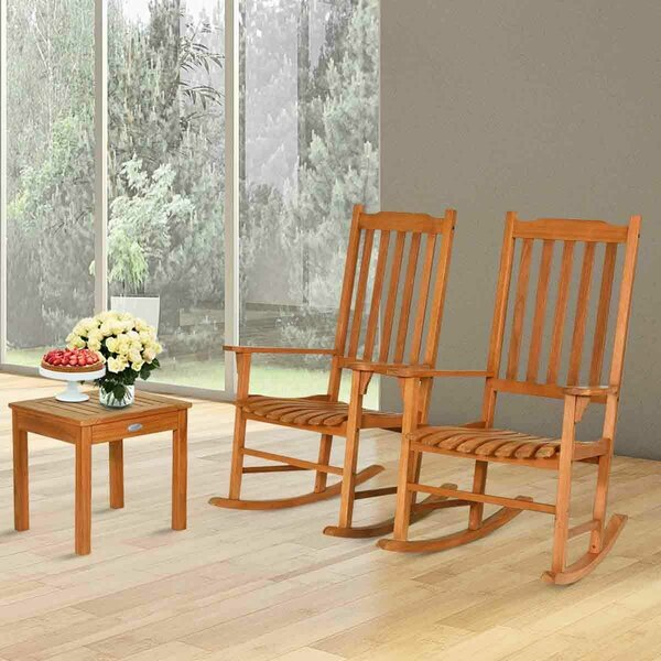 Mckean 3 Piece Seating Group by Rosecliff Heights