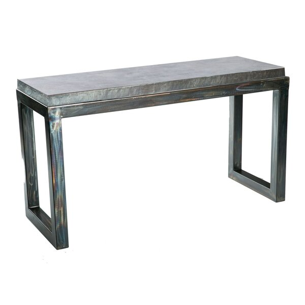 Alicia Console Table by 17 Stories