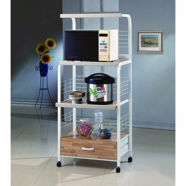 Commodious Kitchen Bar Cart by Symple Stuff