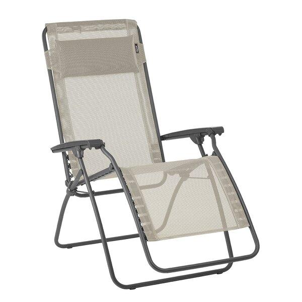 R Clip Reclining Zero Gravity Chair by Lafuma Lafuma
