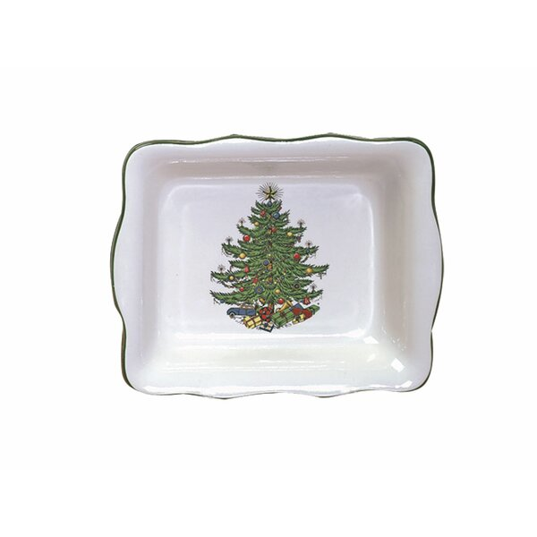 Original Christmas Tree Traditional Handled Candy/