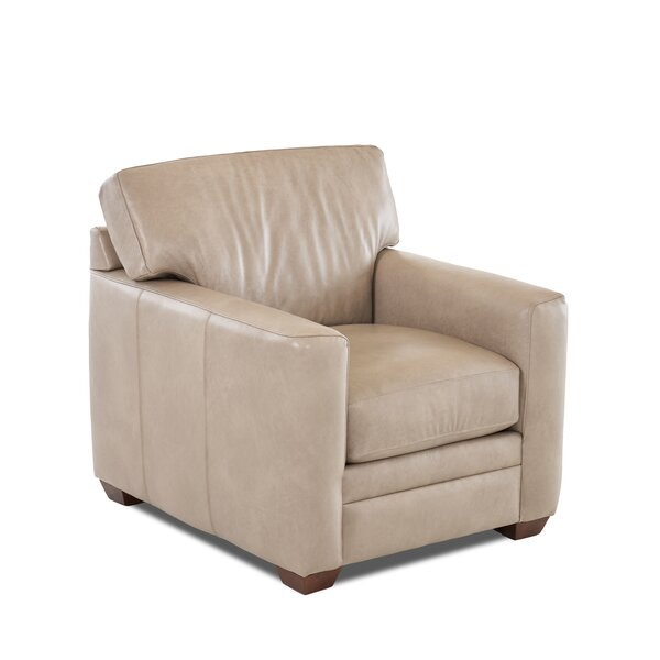 Carleton Club Chair by Wayfair Custom Upholstery™