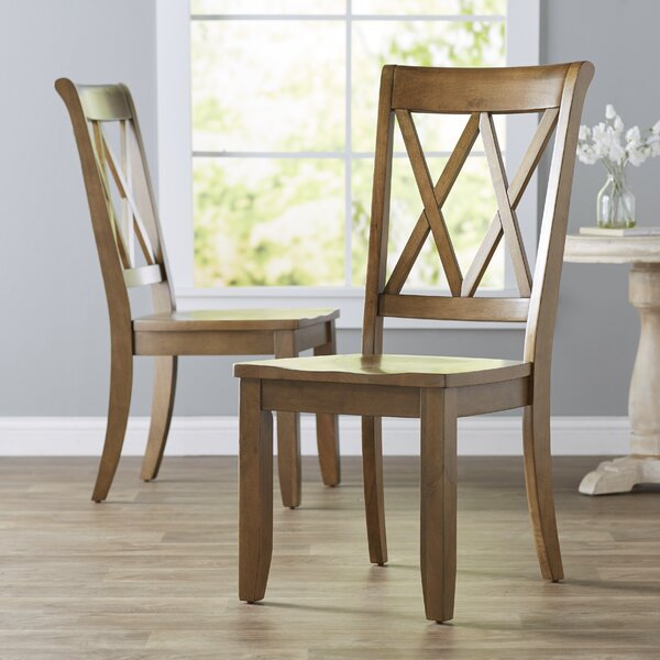 Best #1 Saint-Gratien Dining Chair (Set Of 2) By Lark Manor Discount