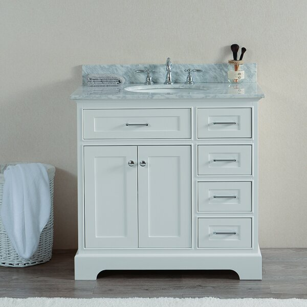 Damaris 36 Single Bathroom Vanity Set by Breakwater Bay