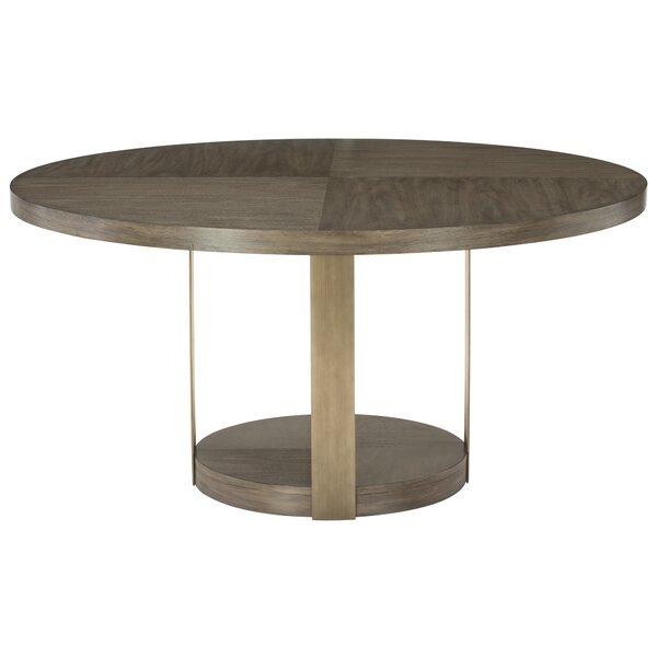 Profile Round Dining Table by Bernhardt Bernhardt