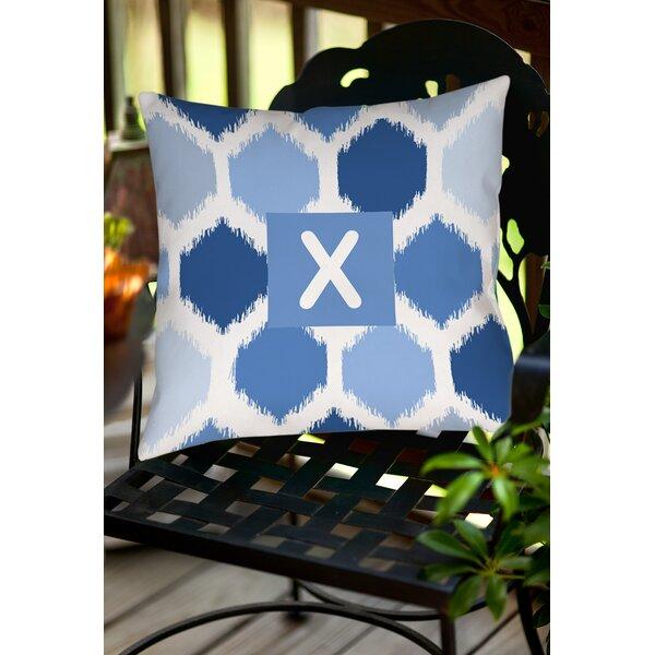 Sandell Indoor/Outdoor Throw Pillow by Latitude Run