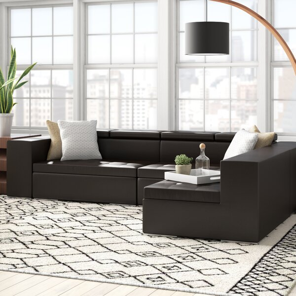 Oberlin Right Hand Facing Sectional By Wade Logan