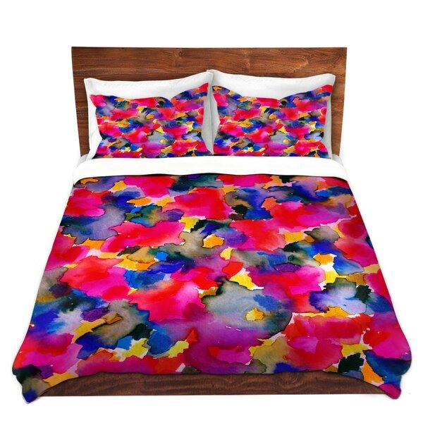 Floral Color I Duvet Cover Set