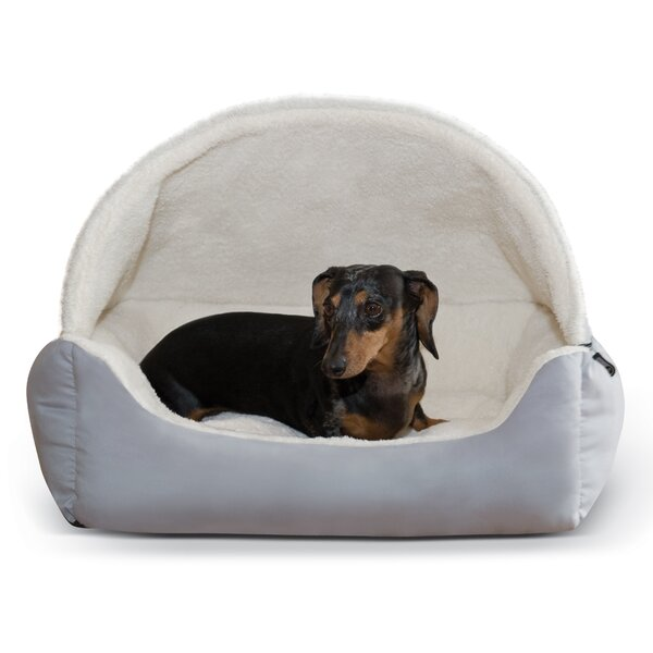 Hooded Dog Lounge Sleeper by K&H Manufacturing