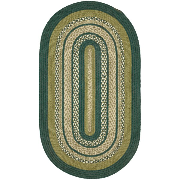 Armand Green Area Rug by August Grove